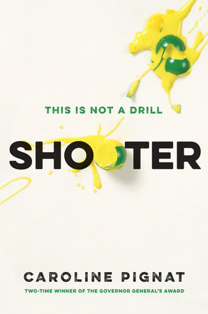 Shooter Book Cover Picture