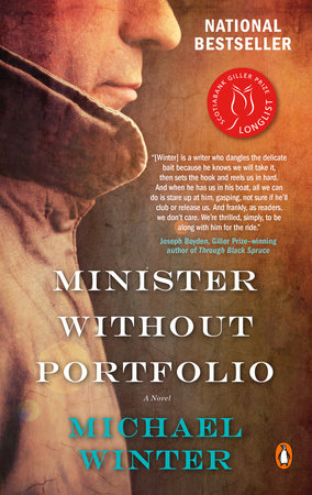 Minister Without Portfolio by Michael Winter