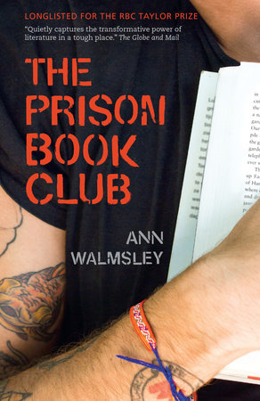 The cover of the book The Prison Book Club