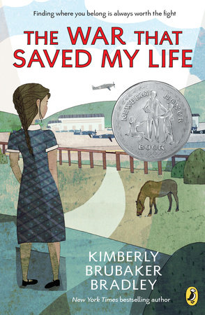 The War That Saved My Life by Kimberly Brubaker Bradley ...
