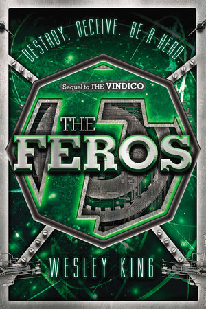 The Feros by Wesley King