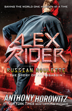 Russian Roulette by Anthony Horowitz