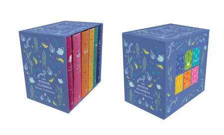 Puffin Hardcover Classics Box Set by Various