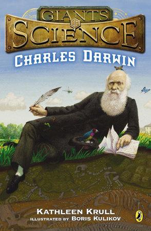 Charles Darwin by Kathleen Krull