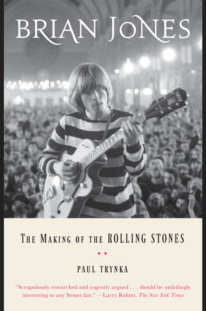 Brian Jones by Paul Trynka