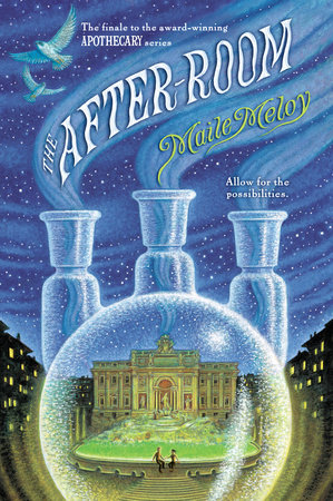 The After-Room by Maile Meloy; Illustrated by Ian Schoenherr