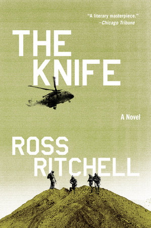 The Knife by Ross Ritchell