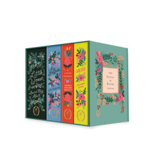 The Puffin in Bloom Collection