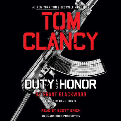 Tom Clancy Duty and Honor cover