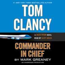 Tom Clancy Commander in Chief Cover