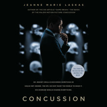 Concussion (Movie Tie-in Edition) Cover