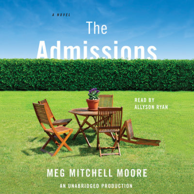 The Admissions cover