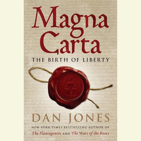 Magna Carta by Dan Jones