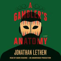 A Gambler's Anatomy Cover