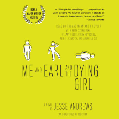 Me and Earl and the Dying Girl (Revised Edition) cover