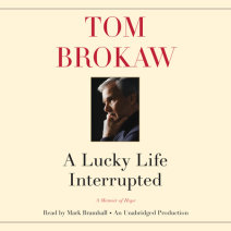 A Lucky Life Interrupted Cover