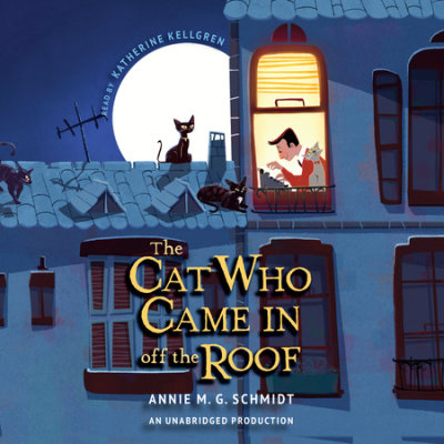 The Cat Who Came In Off the Roof cover