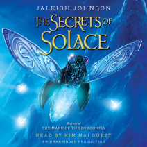 The Secrets of Solace Cover
