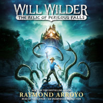 Will Wilder: The Relic of Perilous Falls Cover
