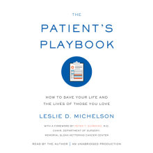 The Patient's Playbook Cover