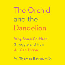 The Orchid and the Dandelion Cover