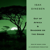 Out of Africa & Shadows on the Grass Cover