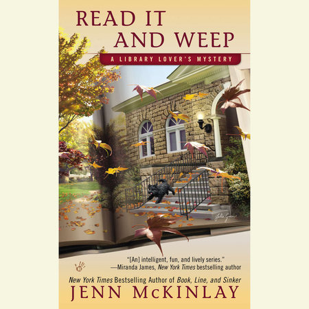 Read It and Weep by Jenn McKinlay