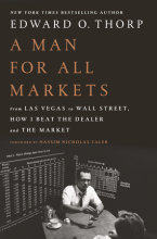 A Man for All Markets Cover