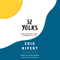 32 Yolks Cover