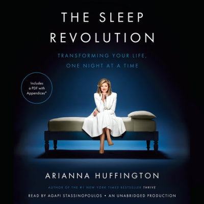 The Sleep Revolution cover