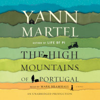 The High Mountains of Portugal Cover
