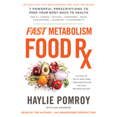 Fast Metabolism Food Rx cover