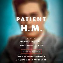 Patient H.M. Cover