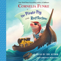 The Pirate Pig and Ruffleclaw Cover