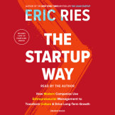The Startup Way cover small