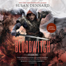 Bloodwitch Cover