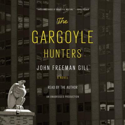 The Gargoyle Hunters cover
