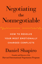 Negotiating the Nonnegotiable Cover
