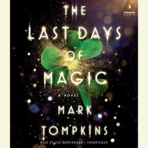 The Last Days of Magic Cover