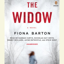 The Widow Cover