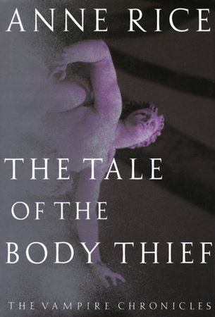 The Tale of the Body Thief cover