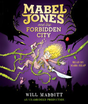 Mabel Jones and the Forbidden City Cover