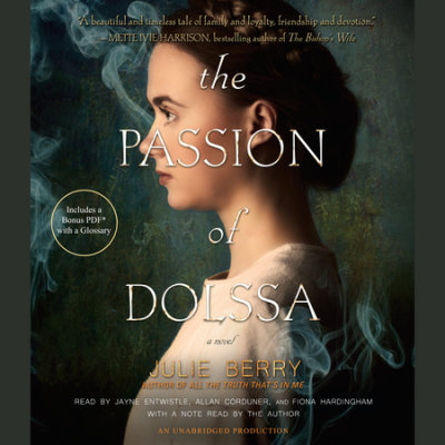 The Passion of Dolssa cover