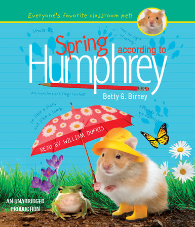Spring According to Humphrey cover
