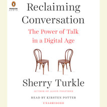 Reclaiming Conversation Cover