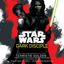 Dark Disciple: Star Wars Cover