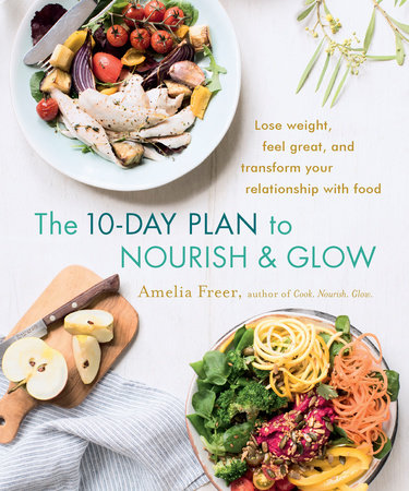 The 10-Day Plan to Nourish & Glow
