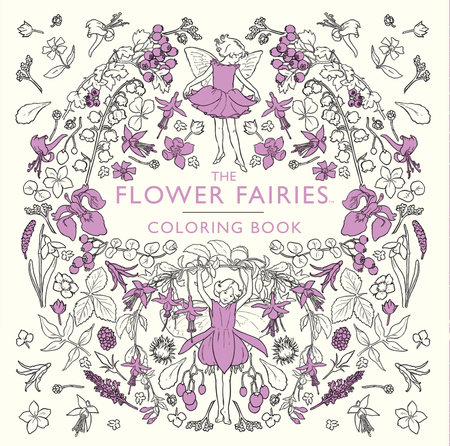 The Flower Fairies Coloring Book by Cicely Mary Barker