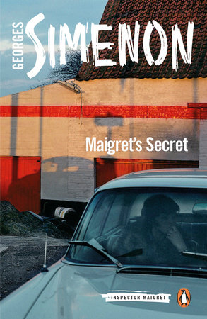 Maigret's Secret by Georges Simenon