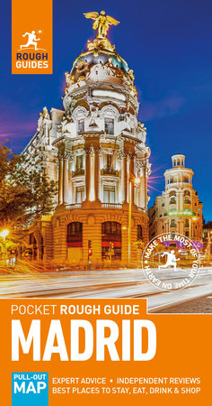 Pocket Rough Guide Madrid by Rough Guides and Simon Baskett